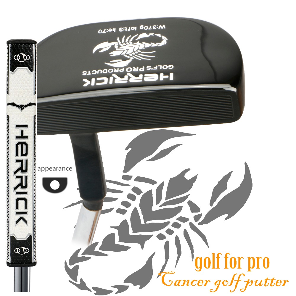 golf clubs putter men 33/34/35 inch black golf put...