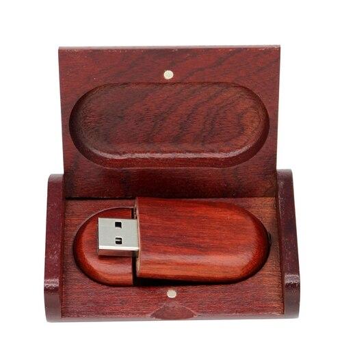 Eco Friendly Wooden USB Flash Drives 8GB 16GB 32GB Memory Stick Mini USB 3.0 Flash Drive Pendrive Pendrives 64GB 128GB 512GB