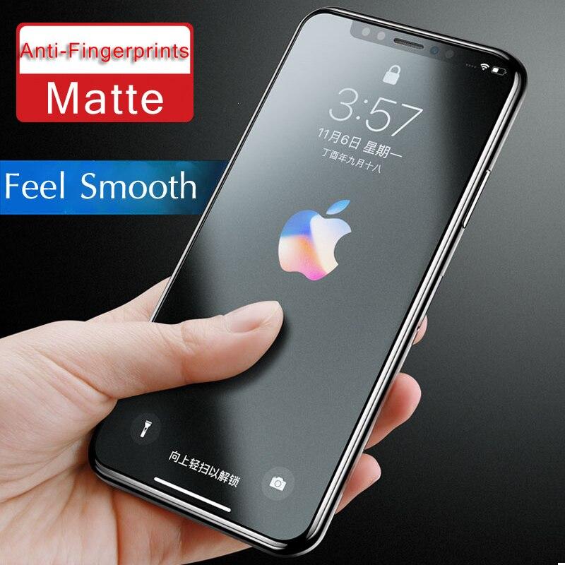 Aliexpress Com Buy 9h 2 5d Matte Full Cover Anti Blue