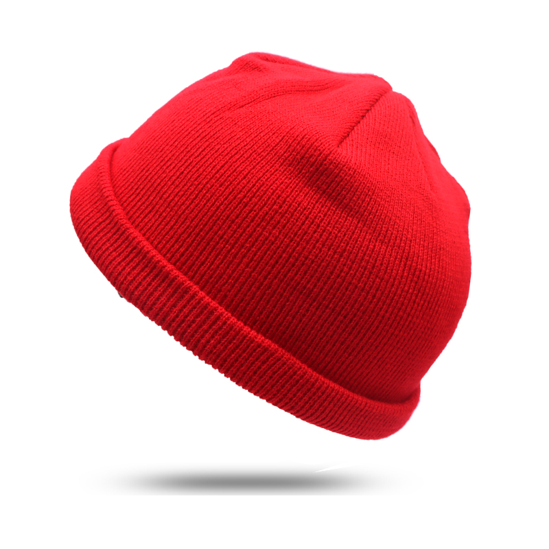 2pcs Beanies For Men Women Bonnet Femme Fashion Knitted Winter Hat Solid Color Hip-hop Skullies Bonnet Unisex Cap Gorro citizen 2 femme jamis