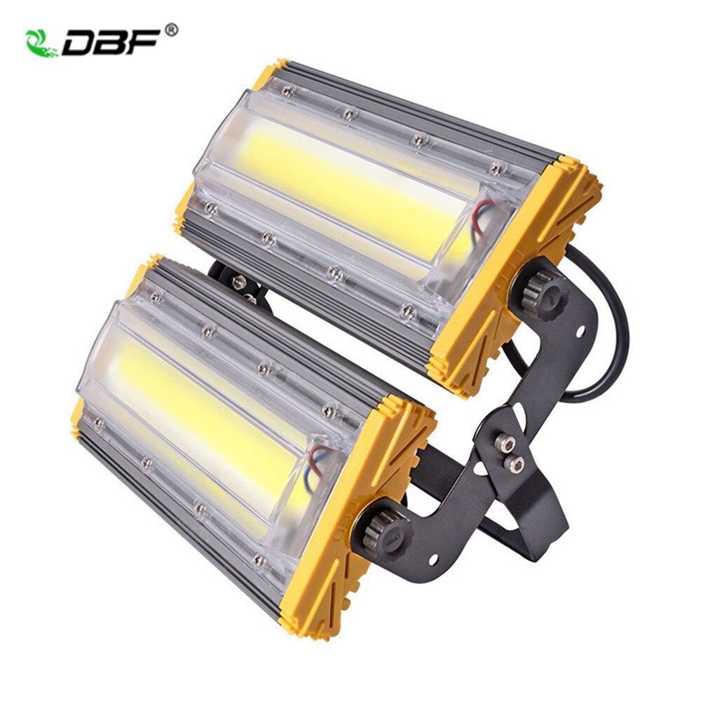 [DBF]LED Flood Light  50W 100W 150W Outdoor Waterproof Super Bright Flood Lamp Cool White/Warm White Spotlight Lamp Garden Yard|Floodlights| |  - title=