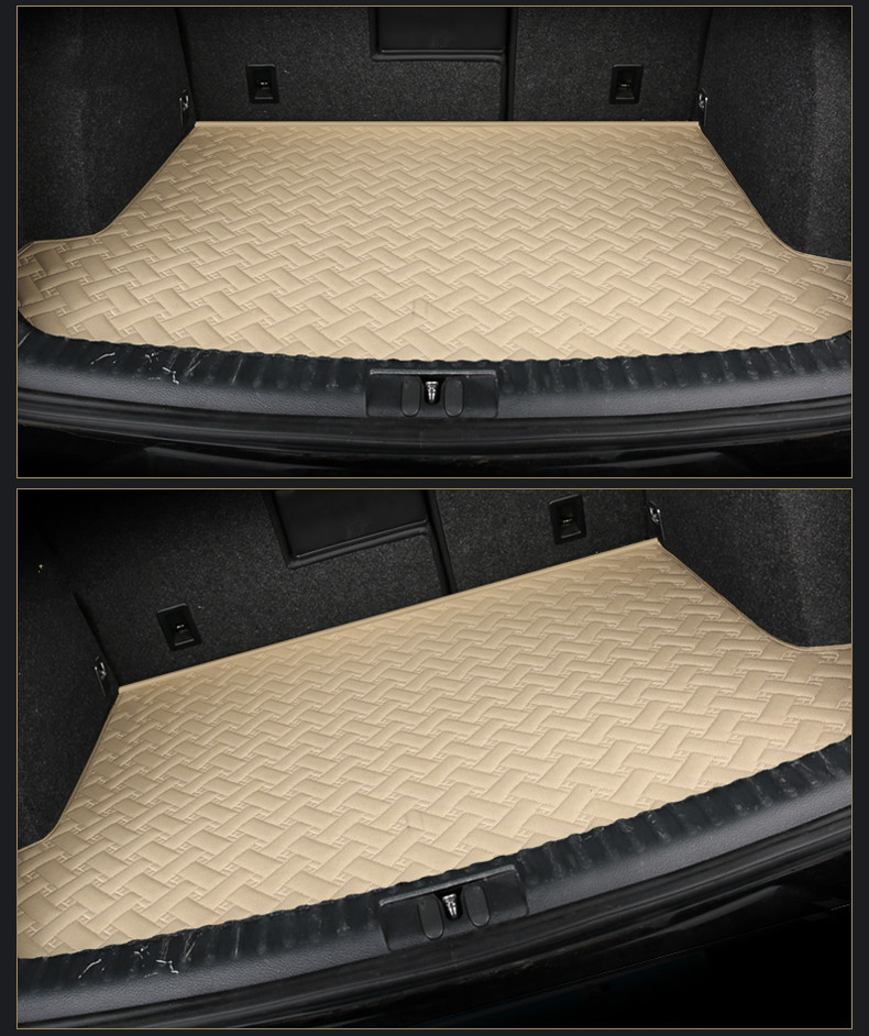 special car trunk mats for Infiniti Q50L Q50 Q70 ESQ QX30 QX60 QX70 QX 80 EX FX JX QX Q60S waterproof durable cargo boot carpets maxi toys модель автомобиля infiniti qx