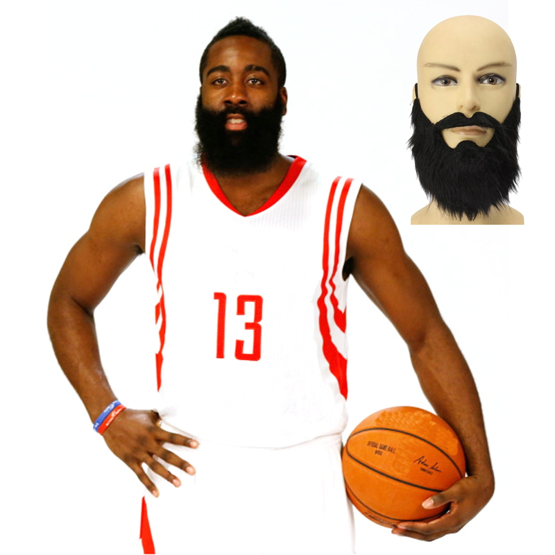Gags & Practical Jokes Fake Inflatable Beards Of Bees Moustache Halloween Party Costume Toy For Pirate Dwarf Elf James Harden Cosplay Funny Toy Gift