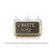 9,84375 МГц кристалл для Автомобильный ключ