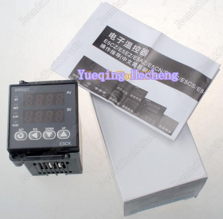 New E5CK-AA1-500 Digital Temperature Controller AC100-240V Fits OmronNew E5CK-AA1-500 Digital Temperature Controller AC100-240V Fits Omron