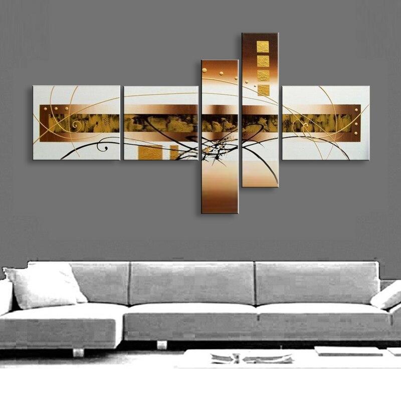 Handgemachte ölgemälde auf leinwand moderne Best Art Moderne Abstrakte Malerei ölgemälde original direkt vom künstler XD5 201A - 5