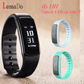 2017 New Heart rate monitor Smart bracelet I6 HR Bluetooth Bracelet Fitness Tracker Wristband for iphone Android phone