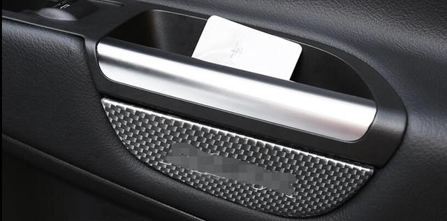 ax chrome  door handle bowl cover  ford escape kuga     interior armrest