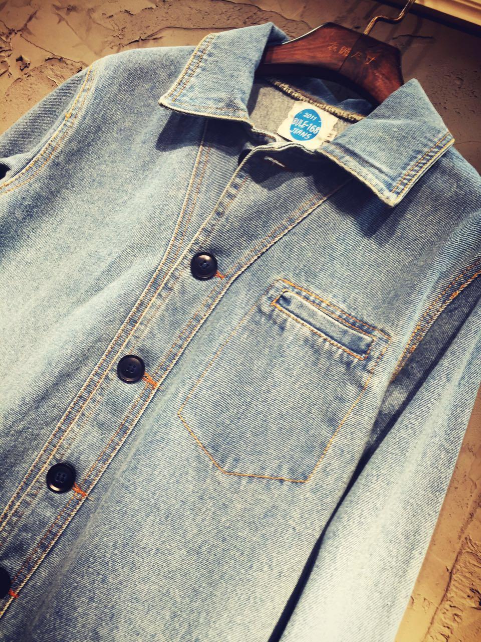 Pieza Vintage Pantalones Herramientas xxl Moda M Blue Hombre De Una Hombres La khaki Denim 2017 Delgado Personalidad WTqnxUfq