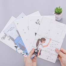 1pc/lot Cute Korea Small Soft Cover Cartoon Lovely Journal Diary Planner 32k Car Line A5 Notebook Mini