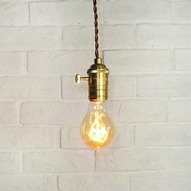 American Country Retro Loft Style Edison Vintage Lamp Industrial Pendant Light Lampara Colgantes Hanglamp single head vintage retro restaurant pendant lights american country style edison flute lamp industrial warehouse loft light