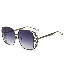 Fashion Women Sunglasses with Rhinestone Luxury Brand Designers Vintage Retro Sun Glasses For Eyewear UV400