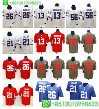 fce09b02f Buy giants jersey men and get free shipping on AliExpress.com