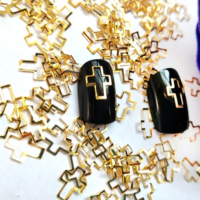 Кристалды ABS металдан жасалған - Маникюр - фото 6