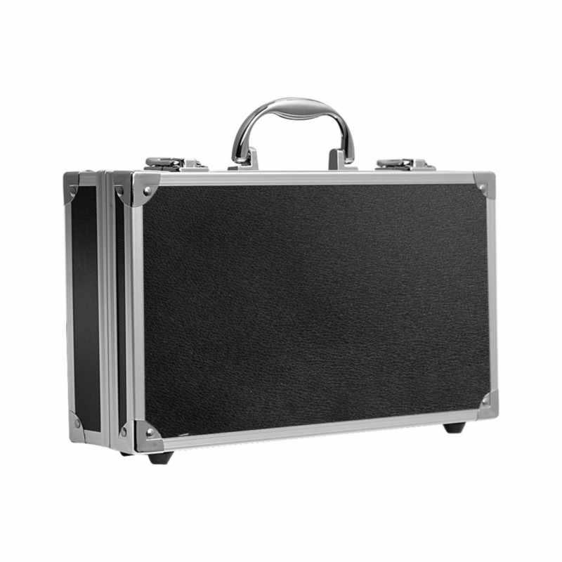 アルミ合金工具ケース屋外車両キットボックスポータブル安全機器楽器ケーススーツケース屋外安全機器