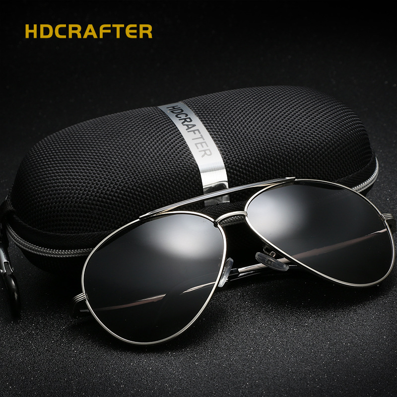 HDCRAFTER The New European And American Sunglasses Men Women font b Fashion b font font b