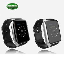 OEM Fashon multifunktion wasserdichte Intelligente uhr REOTGTU88 Bluetooth Smartwatch Unterstützung Sim-karte Für IOS/Android touchscreen