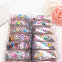 1 5cm Acrylic Flower Tape With DIY Clothing Accessories Gift Packaging Ribbon Trademark Wedding Home Textiles