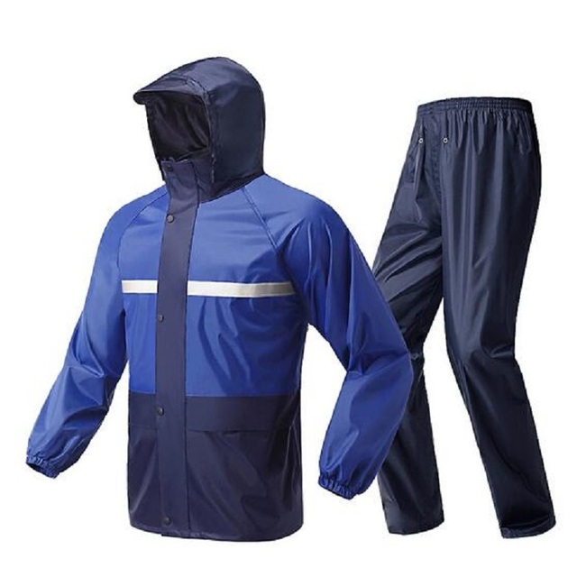 Aliexpress.com : Buy Men Raincoat Rain Pants Motorcycle Bicycle ...