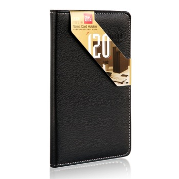 120 cards 2 color business card holder name card book large capacity 120 cards 2 color business card holder name card book large capacity credit card bag case pouch deli 5791 in card stock from office school supplies on colourmoves