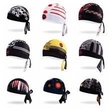 Bike Hats Cycling Helmet Cap Women Men Bicycle bandana pirates scarf  Mountain road MTB scarf Team Headband Headwear sports cap 6ba5bd316322