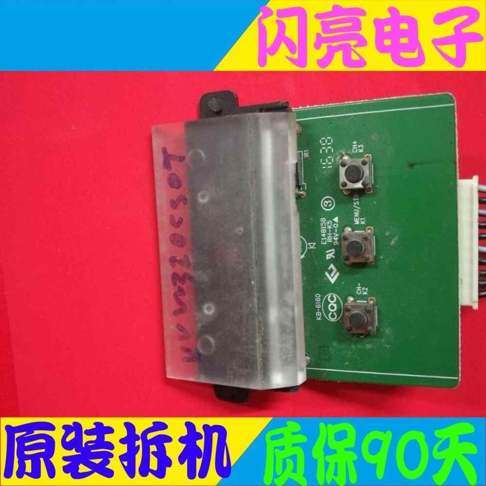 Placa de alimentação da Placa de Circuito Placa Lógica Placa de Corrente Constante 32-polegada teclado do painel de controle remoto (sem fio) 40-32D29B-KEA2