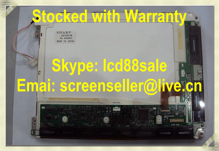 Best Price And Quality LQ10D13K   Industrial LCD Display