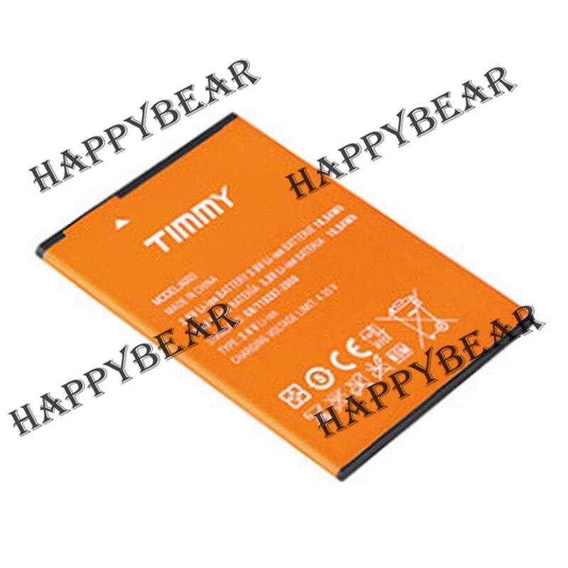 imágenes para Nueva original 2800 mah batería de reemplazo de la tarjeta para timmy m12 mtk6580