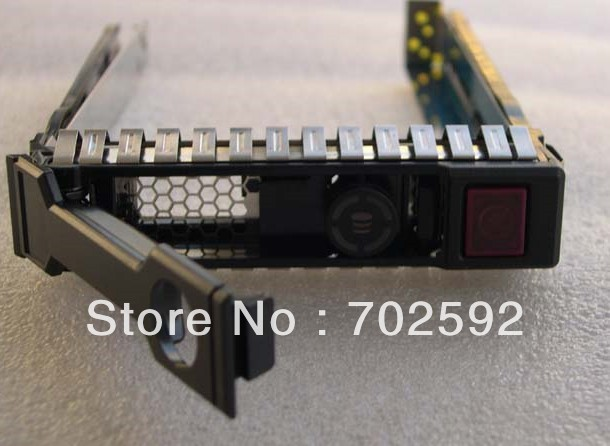 original  New 2.5 inch Hard Drive  Bracket  for hp g8 sereis pn 651687-001