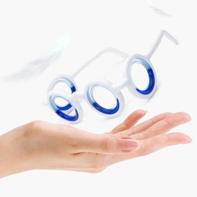 Outdoor Travel Tool Anti-Motion Sickness Glasses Cure Your Motion Sickness in 10-12 Minutes Sickness Glasses Carsickness Glasses 3