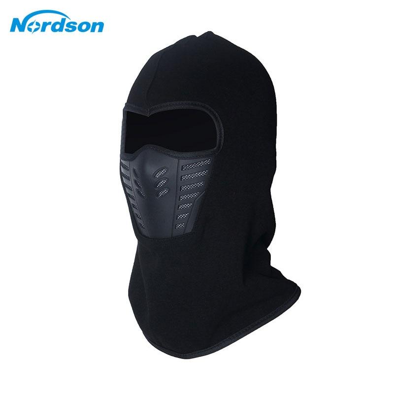 Motorcycle Mask Windproof Cycling Face Mask Warmer Fleece Balaclavas Motorcycle Outdoor Sport Scarf Bicycle Snowboard Ski Mask