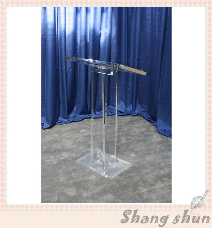Acrylic Podium Products Organic Glass Lectern Podium Glass Pulpit For Church Acrylic Lectern Podium free shipping organic glass pulpit church acrylic pulpit of the church