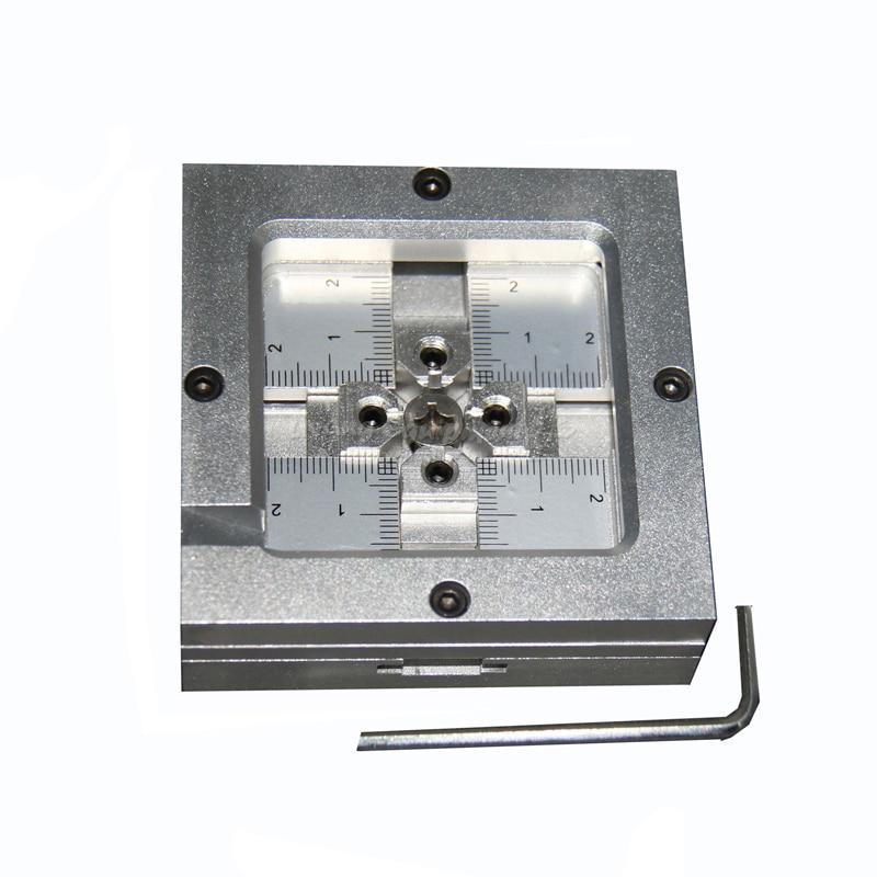 LY-80H BGA reballing rework station stencils fixture clamp jig BGA tool romanson tm 8697 mw gr