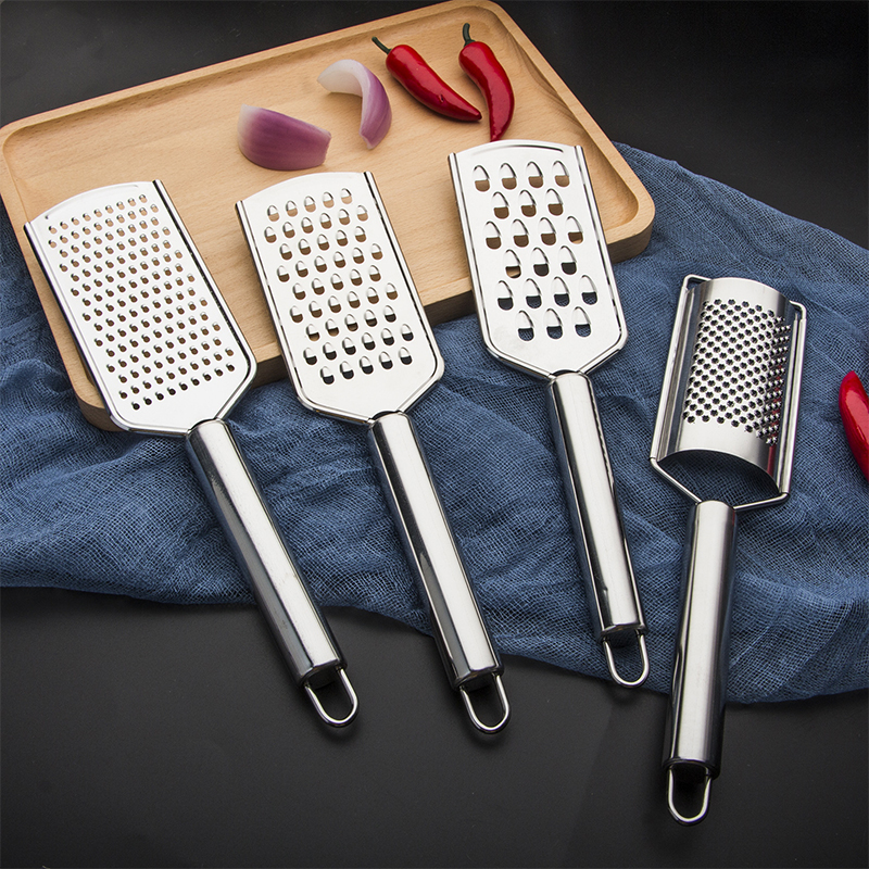 Cheese Grater Multi purpose Stainless Steel Sharp steel cheese planer Cheese shavings knife Vegetable Fruit Tool Dropshipping in Graters from Home Garden