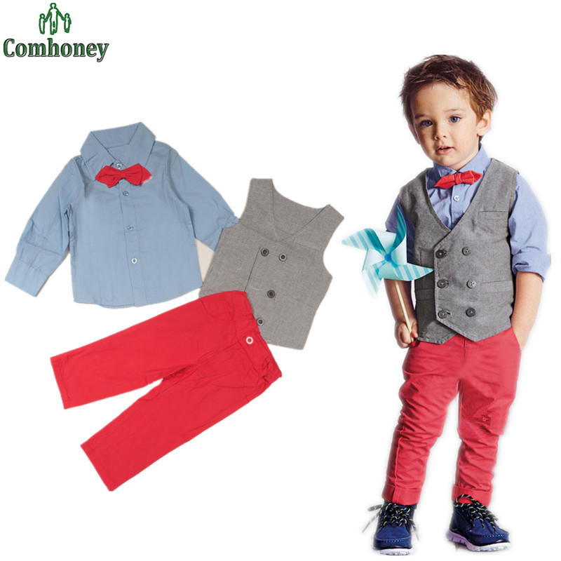 Boys Casual Suits
