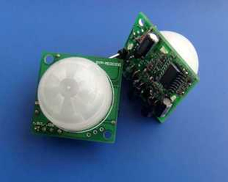Free Shipping    Infrared Pyroelectric Sensor Module / Human Infrared Sensor Module For Low Voltage Power Supply DYP-ME003DD