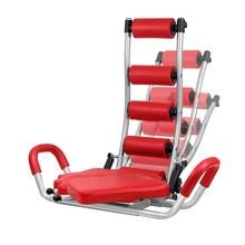 Складной брюшной машинный тренажер для похудения, тонкая талия, Тренировка мышц живота, спортивное оборудование для фитнеса, домашнее Горячее предложение