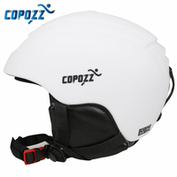 COPOZZ Brand 1 Outdoor Ski Helmet Integrally Molded Snowboard Helmet Men Women Skating Skateboard Skiing Helmet