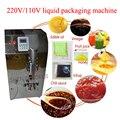 SU-580 автоматическая машина для упаковки жидкого соуса машина для упаковки меда жидкого вина чили масло упаковочная машина 220В/110В