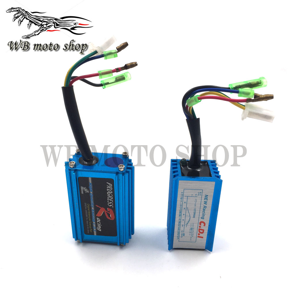 hight resolution of high performance 5 pin racing cdi box ignition for yamaha jog scooter moped 2 stroke jog 50cc 90cc 1pe40qmb quads