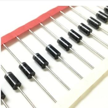 Free shippin 1000pcs lot MUR4100ER MUR4100E MUR4100 DO 201ADfast recovery diode 4A 1000V new original