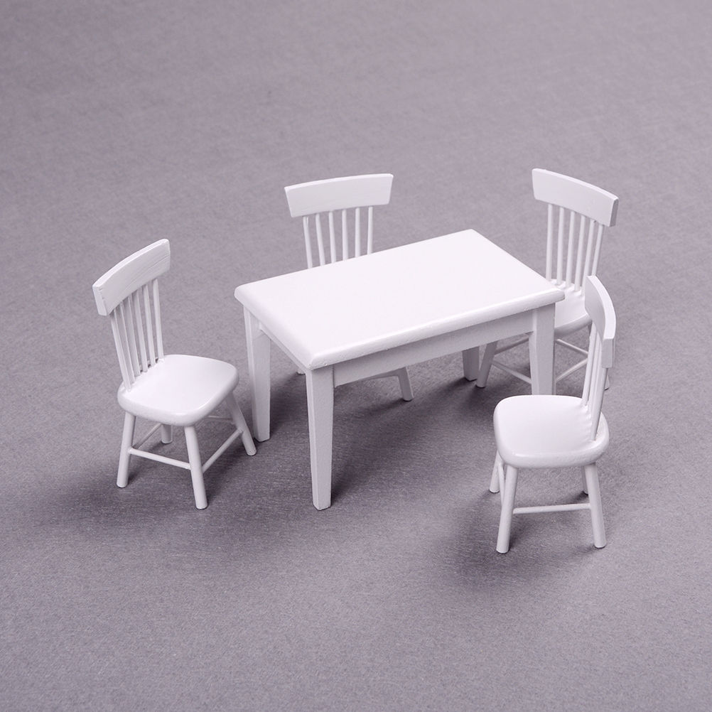 Dolls House Kitchen Furniture Doll House Table Promotion Shop For Promotional Doll House Table