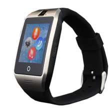 2017 smart watch apro apoyo smartwatch bluetooth nfc sim gsm cámara de vídeo soporte android/ios teléfono celular pk q18s gt08 gv18