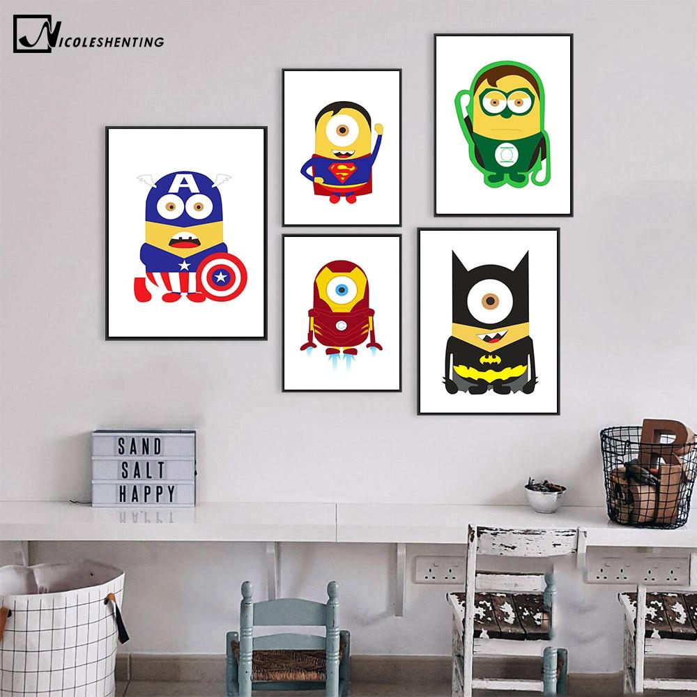 Nett Kinderzimmer Superhelden Fotos - Die Designideen für Badezimmer ...