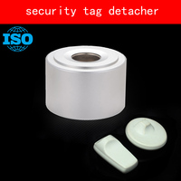 Sliver Gold Clothing Security Tag Detacher 16000GS Eas Magnet Tag Remover 1pcs