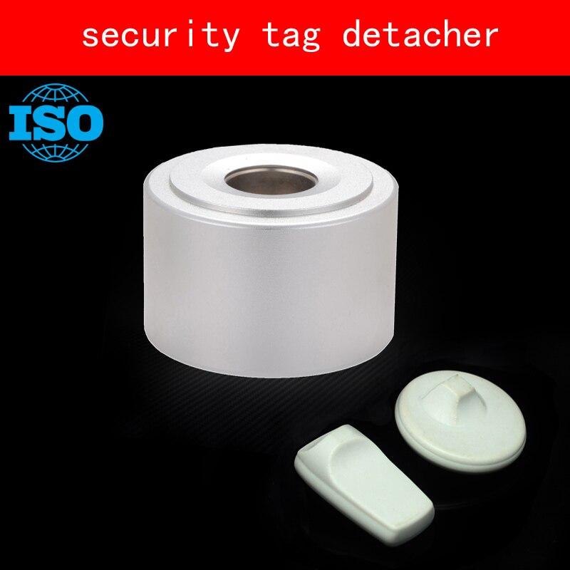 Sliver oro Abbigliamento di sicurezza tag separatore eas magnete 16000GS tag remover 1 pz