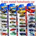 5 шт. металл модель автомобиля классический античный коллекционные машинки для продажи hotwheels коллекция hot wheels миниатюры автомобилей масштаба модели