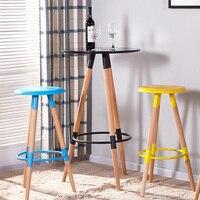 Furniture The Bar Chair Bar Chair The Fashion Leisure Bar Stool High Stool