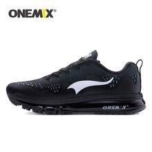 Onemix Men's running shoes cool sports sneakers damping cush
