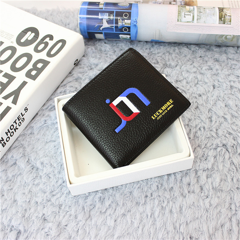 2016 Luxury Brand 100% Genuine Leather Mens Short Slim Mini Zipper Wallet Wallets Card Holder Dollar Price Coin Purse For Women